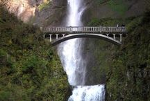 water fall - Oregon
