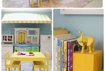 Kids Rooms / by Lindsey Pennington