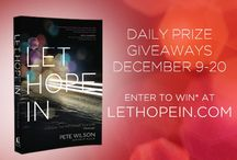 Contests/Giveaways/Fun Stuff