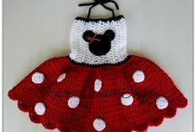 Crochet- for my A.J♥ / 내 딸 아진이에게 만들어 주고픈 작품들