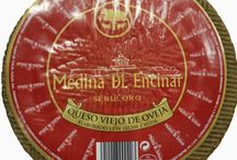 Cheese / The Spanish cheeses of more quality