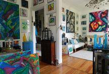 Creative home / Inneneinrichtung