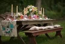 Outdoor Spaces / Beautiful outdoor spaces.  Gardening tips, DIY projects and outdoor decorating.   / by Studio1404