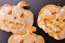 Halloween Treats! / Fun, spooky, and kid-friendly halloween baking recipes.