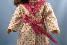 Dolls clothes nightwear