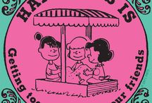 Happiness Is / by Peanuts Worldwide
