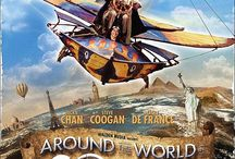Around the world in 80days