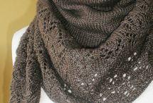 Yarn arts/knit/shawls / by Linda Bell