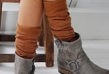 Boots / I love boots...tall, short and in between.  They can be practical or frivolous.  The best thing is you get to choose which one.  Boots are season less! / by Gail Manna