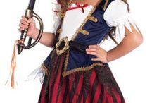 kostým piráti