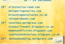 Book Blog Tours!