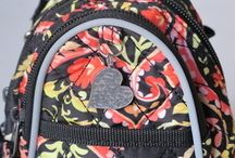 "Quilted Pear Totes / Cute, lightweight purses or totes - perfect for ""small purse"" lovers!"
