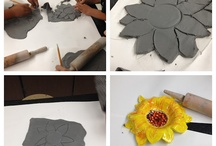 kids clay projects / by Jessica Painter