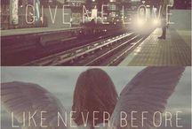 Lyrics That Make Me Melt / by Lindsey Gamble