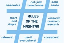 Using hashtags / Hashtags: you have almost certainly heard of them, on social networking sites. Brands use hashtags on their posts to increase visibility and to encourage their social audiences to join the conversation. http://goo.gl/Gz7DLu