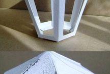 fabrication de lanterne