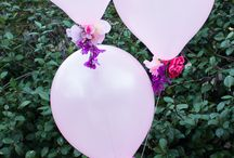 Palloni decor flowers