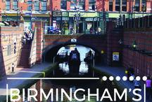 travelling Birmingham