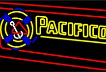 Pacifico Neon Beer Signs