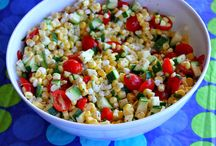 Salads / by MaryBeth Baudendistel