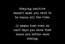 •x• Positivity •x•