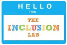 inclusive education / fair + equitable education for kids of all backgrounds and abilities