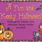 Kindergarten October Ideas