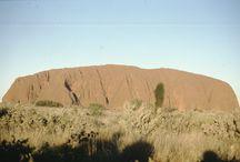 ULURU / Ayers Rock & Australia