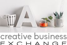 Creative Business Exchange / Creative Business Exchange is an innovative workshop dedicated to building a successful creative design brand, running alongside both Decorex Durban and Cape Town in 2015
