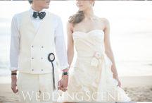 Wedding rosette