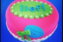 Eigen werk / Taarten en cupcakes gemaakt door Regina's Bakery