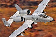 A-10 Thunderbolt /     A-10 Thunderbolt