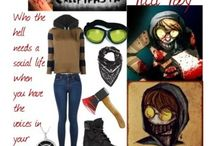 cosplays de creppypastas