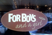For Boys And A Girl