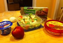 Lunch ideas / by Melissa Minerd