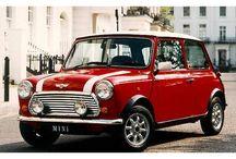 """Mini Cooper  """" Une petite anglaise """" / Caisse à savons ! non une vraie voiture qui fait encore rêver des générations."""