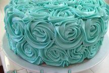 Cake tiffany