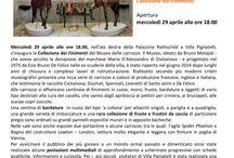 Napoli, Villa Pignatelli Museo delle Carrozze Collezione dei Finimenti / Napoli, Villa Pignatelli Museo delle Carrozze Collezione dei Finimenti Apertura mercoledì 29 aprile alle ore 18.00