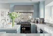 Kitchens / Kitchen design and remodeling ideas.