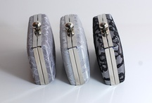 Weddings - Bridal Clutches / Our New Collection of Bridal Clutches & Accessories at http://www.miabellaoriginals.com #weddings #bridal #clutches / by Giannini Design Studio