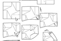 Origami / Paper and other materials folding