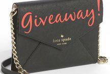Giveaways / by Sweet Tart Beauty