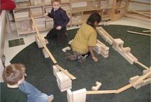 The E in STEAM in Early Childhood / Teaching engineering concepts in Early Childhood - resources and research.