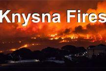 Knysna Fires 7th June 2017