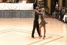 taneční kroky