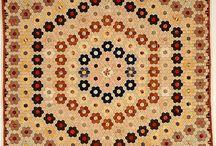 Hexagones dans les quilts / by CHRISTINE IMBAUD