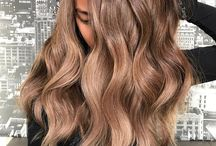 Inspiration for hair color