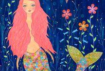 Mermaids / by Renita Prater