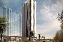 Irenia  at Wave City Centre / Irenia offers you 2 and 3 bedroom Premium Residences