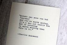 Charles Bukowski Poems